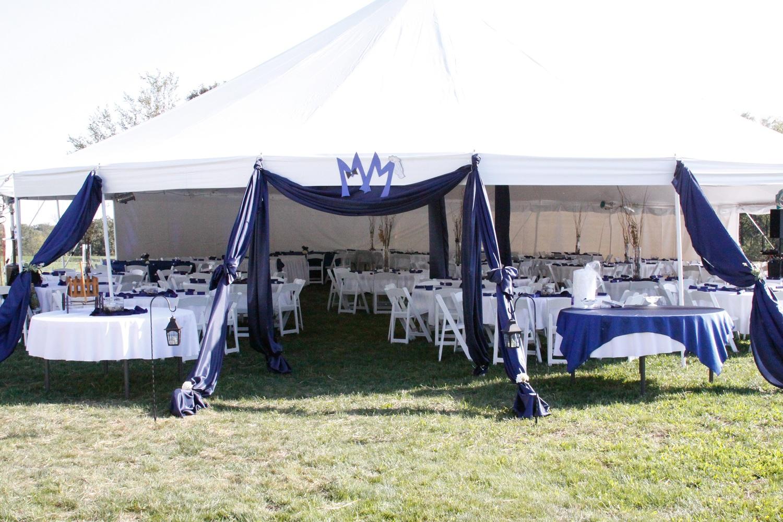 Tent-Entrance